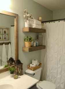 64 cool farmhouse bathroom remodel decor ideas