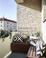 64 cozy apartment balcony decorating ideas