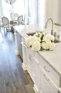 67 beautiful white kitchen cabinet design ideas