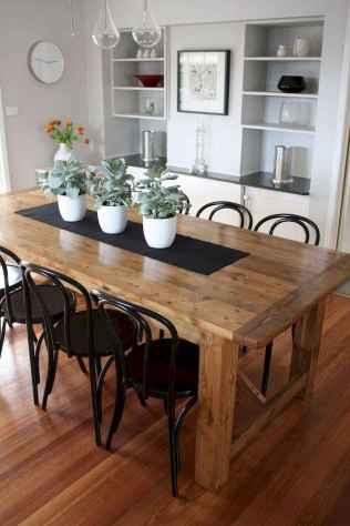 69 modern farmhouse dining room decor ideas