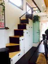 72 amazing loft stair for tiny house ideas