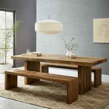 75 modern farmhouse dining room decor ideas