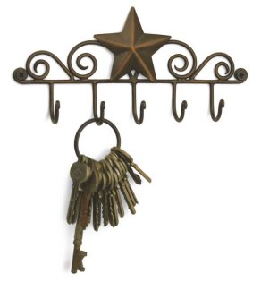 03 diy creative key holder for wall ideas