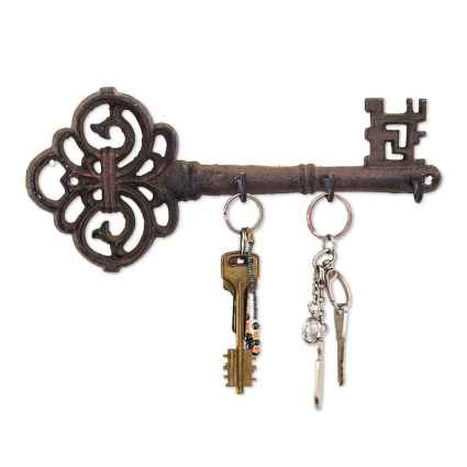 06 diy creative key holder for wall ideas