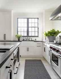 07 white kitchen cabinet decor for farmhouse style ideas
