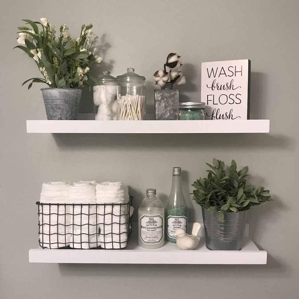 11 quick and easy bathroom storage organization ideas