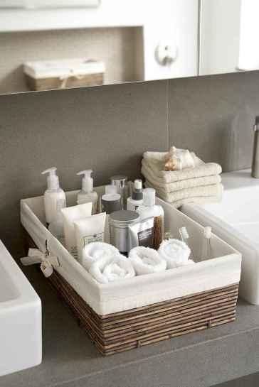 13 quick and easy bathroom storage organization ideas