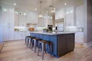 15 elegant gray kitchen cabinet makeover for farmhouse decor ideas