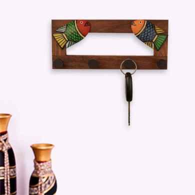 18 diy creative key holder for wall ideas