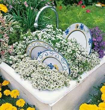 18 totally inspiring decorative garden faucet ideas