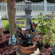 19 totally inspiring decorative garden faucet ideas