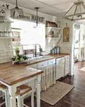 19 white kitchen cabinet decor for farmhouse style ideas