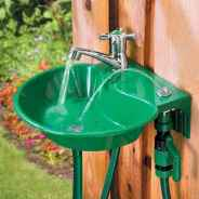 21 totally inspiring decorative garden faucet ideas