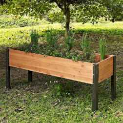 23 diy raised garden bed plans & ideas you can build in a day