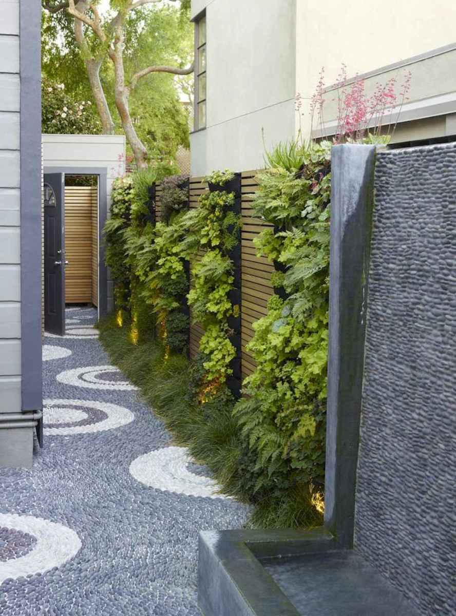 24 incredible side house garden landscaping ideas with rocks