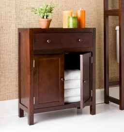 30 quick and easy bathroom storage organization ideas