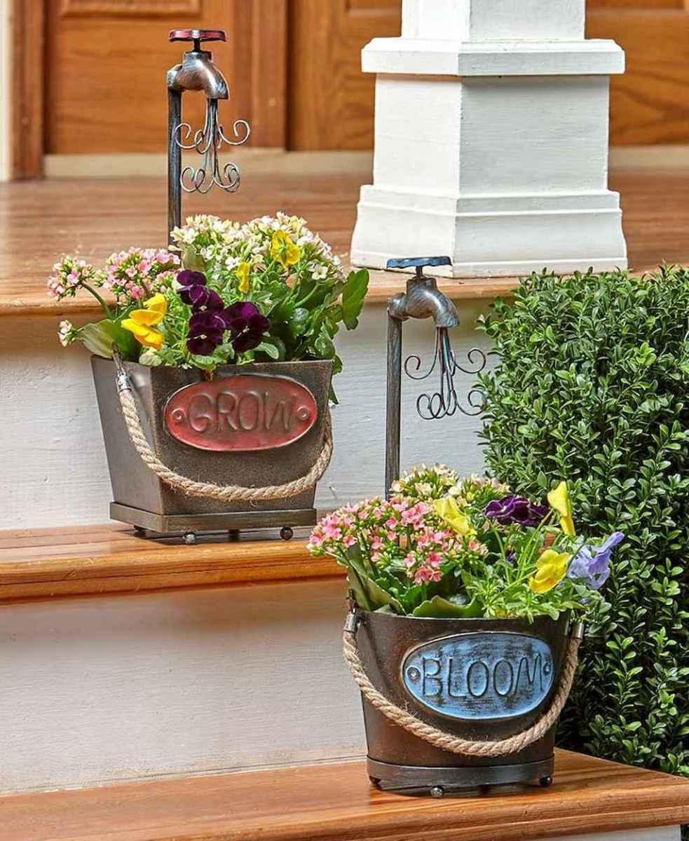 32 totally inspiring decorative garden faucet ideas