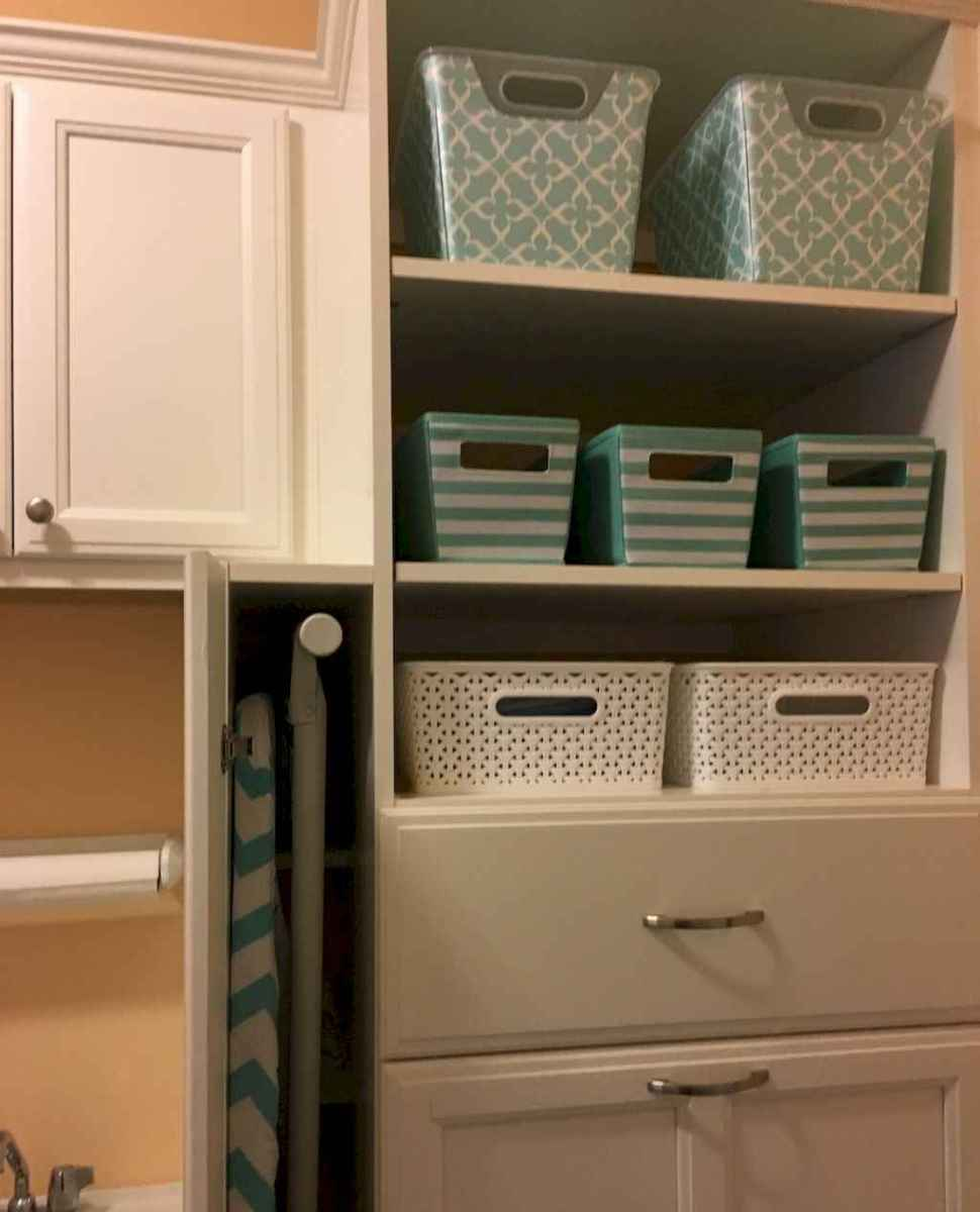 35 smart laundry room organization ideas