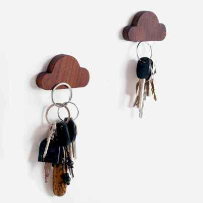 36 diy creative key holder for wall ideas