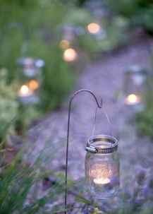 41 easy and creative diy outdoor lighting ideas