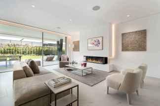 46 cozy apartment living room decorating ideas