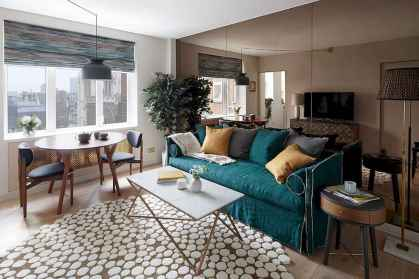 49 cozy apartment living room decorating ideas