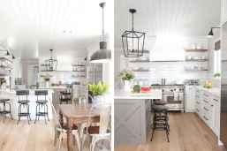 50 white kitchen cabinet decor for farmhouse style ideas