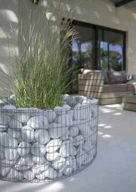 53 fabulous gabion ideas for your outdoor area