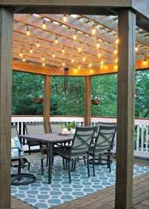 54 easy and creative diy outdoor lighting ideas