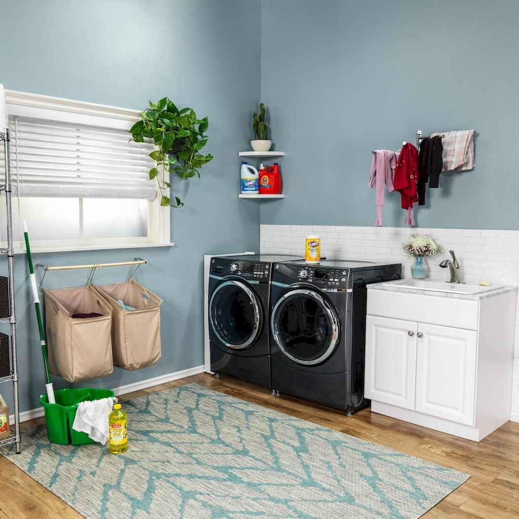 54 smart laundry room organization ideas