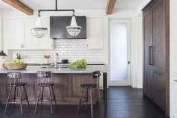 55 white kitchen cabinet decor for farmhouse style ideas