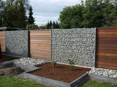 57 fabulous gabion ideas for your outdoor area