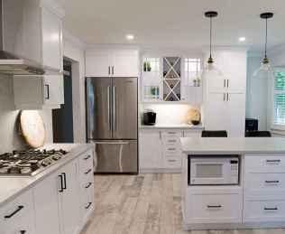 61 white kitchen cabinet decor for farmhouse style ideas