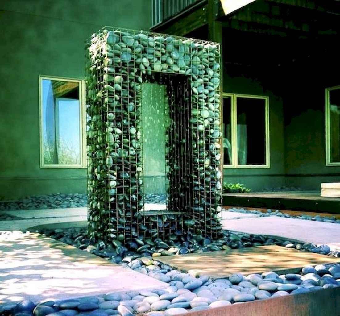 65 fabulous gabion ideas for your outdoor area
