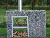 67 fabulous gabion ideas for your outdoor area