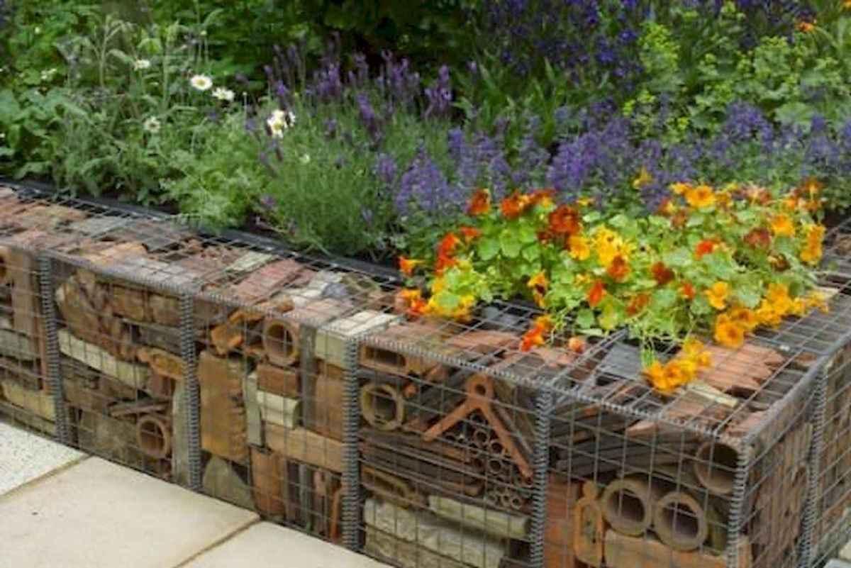 68 fabulous gabion ideas for your outdoor area