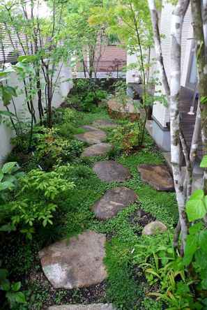 68 incredible side house garden landscaping ideas with rocks