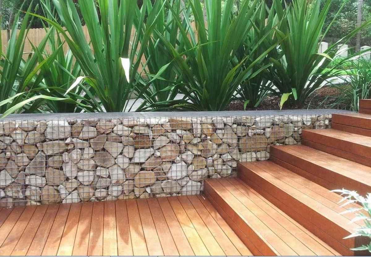 70 fabulous gabion ideas for your outdoor area
