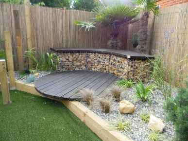 74 fabulous gabion ideas for your outdoor area