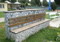 77 fabulous gabion ideas for your outdoor area