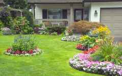 02 simple and beautiful front yard landscaping ideas on a budget