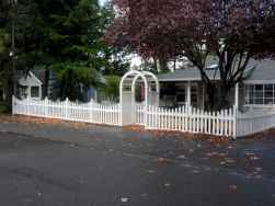 03 best front yard fence design ideas