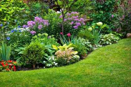 18 incredible side yard garden landscaping ideas with rocks