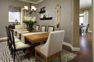24 fantastic farmhouse dining room design ideas