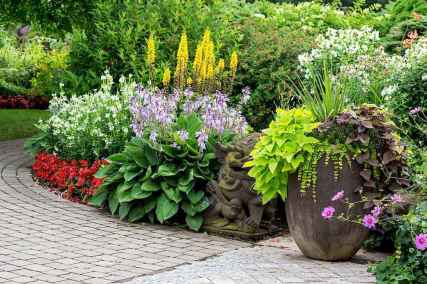24 simple and beautiful front yard landscaping ideas on a budget