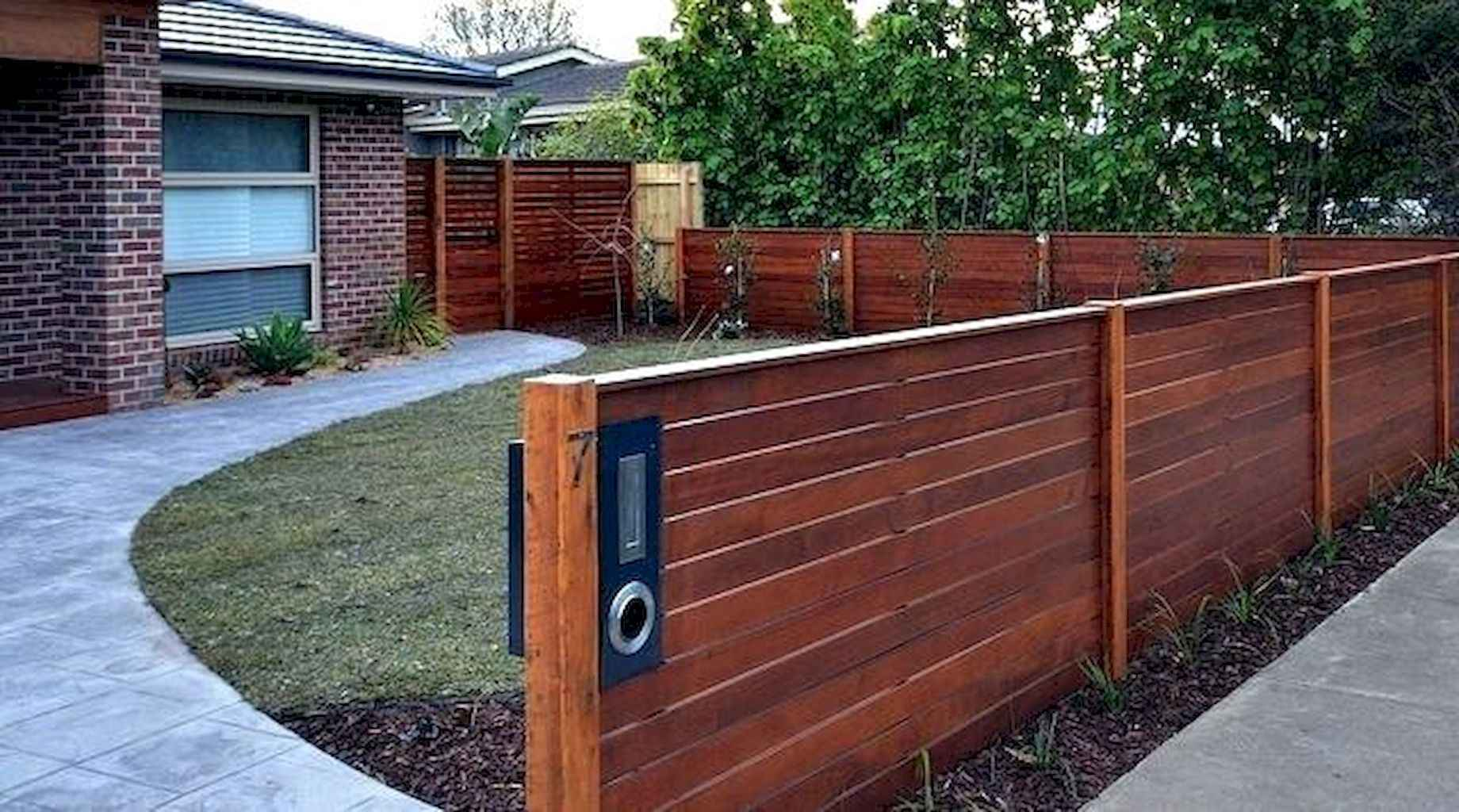 26 Best Front Yard Fence Design Ideas Homespecially