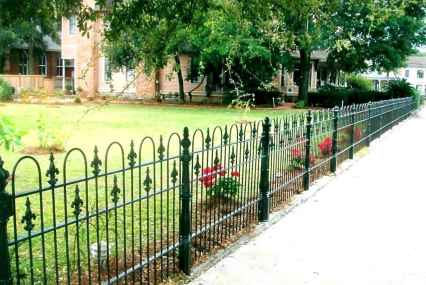 32 best front yard fence design ideas