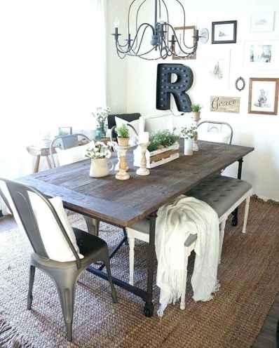36 fantastic farmhouse dining room design ideas