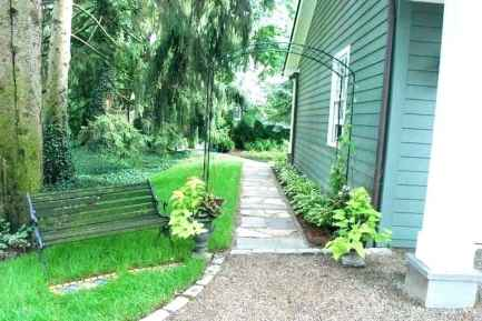 37 incredible side yard garden landscaping ideas with rocks