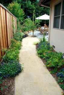 39 incredible side yard garden landscaping ideas with rocks